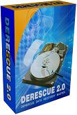 DERescue Data Recovery Master